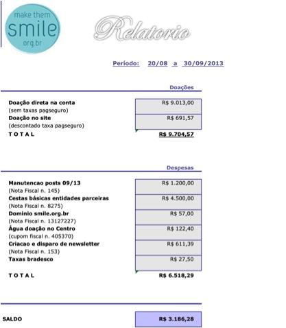 Smile Prestação Set